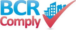 BCR Comply logo